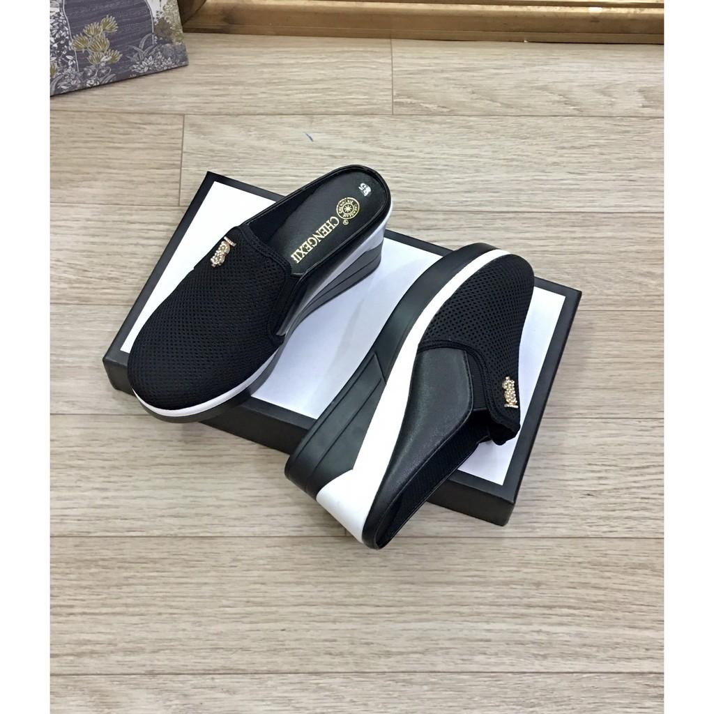 Giày sục thể thao mẫu mới cực êm