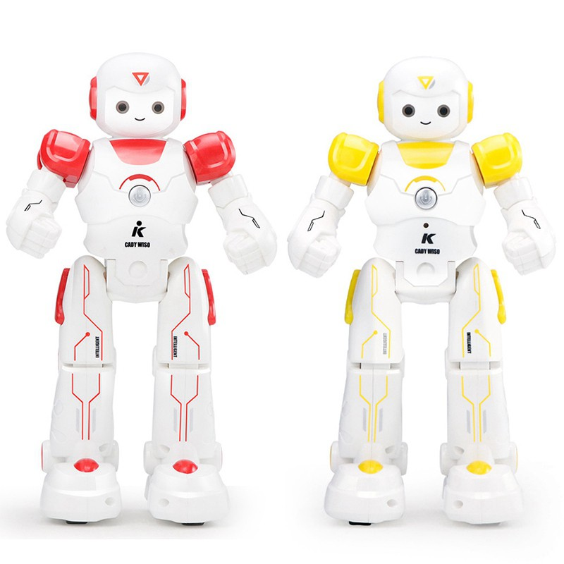 Jjrc R12 Companion Interactive Robot Remote Control Robot Singing And Dancing Programming Led Light