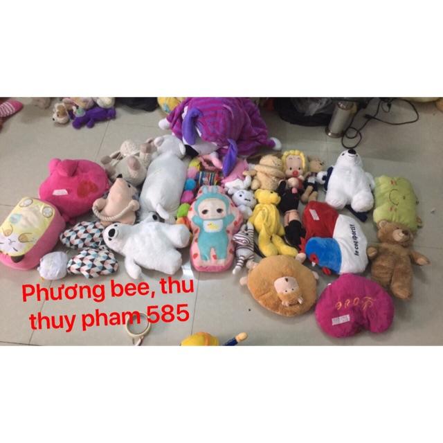 combo gấu của phuong bee - thu thuy pham - 2968240 , 1224477139 , 322_1224477139 , 600000 , combo-gau-cua-phuong-bee-thu-thuy-pham-322_1224477139 , shopee.vn , combo gấu của phuong bee - thu thuy pham