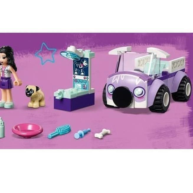 ♥ Đồ Chơi Legoo Nano 11194 W2R5 Hình Xe Hơi / Chú Chó Cho Bé