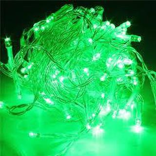 ⚡ dây một màu ⚡ dây đèn nháy trang trí noel và tết (4.5m/ 1 dây) - hình 2