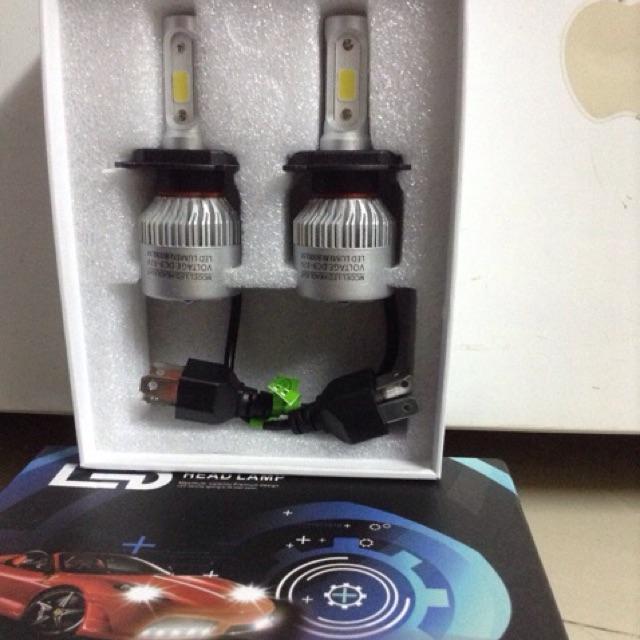 đèn Led xe máy kiểu X7 ( chân H4 ) rẻ