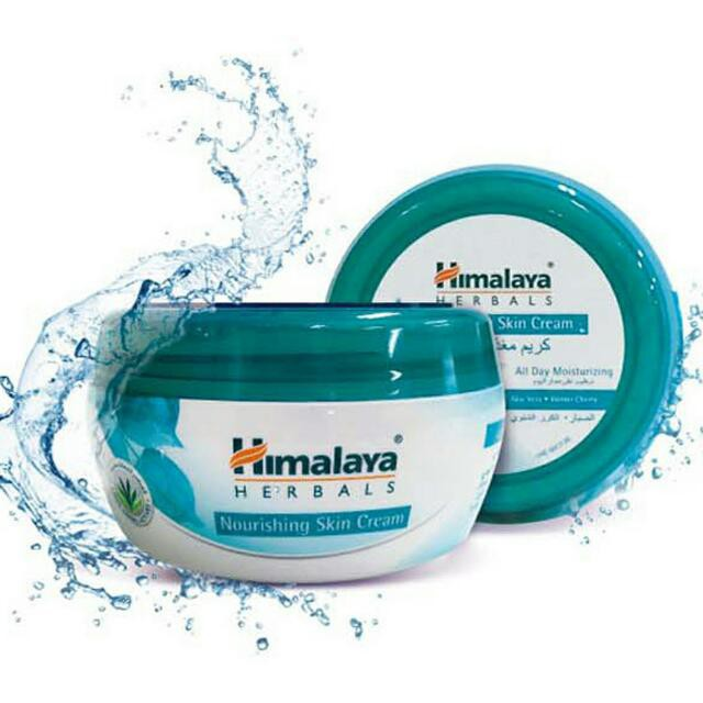Kem Dưỡng Ẩm Da Himalaya Herbals Nourishing Skin Cream 50ml | Shopee Việt  Nam