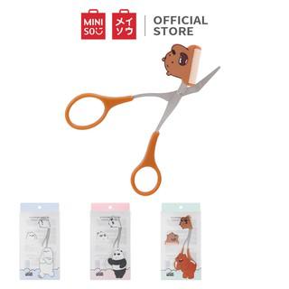 Kéo lông mày We Bare Bears Miniso thumbnail