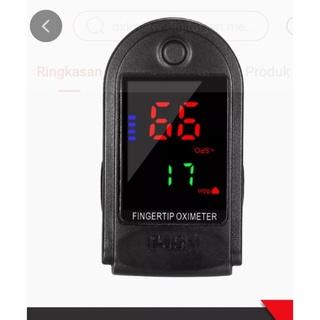 Máy đo nồng độ nồng độ nồng độ nồng độ nồng độ oxy trong máu OXYGEN DIGITAL SpO2 thumbnail