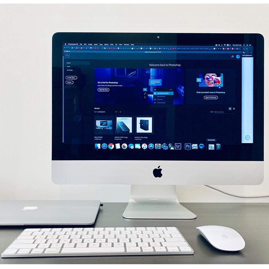 Máy tính Apple iMac ME086 (21.5 inch, cuối 2013) mới 97%