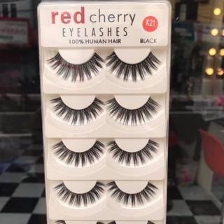 Mi giả 3D cao cấp( red cherry-Loai 5 cặp hộp)-0