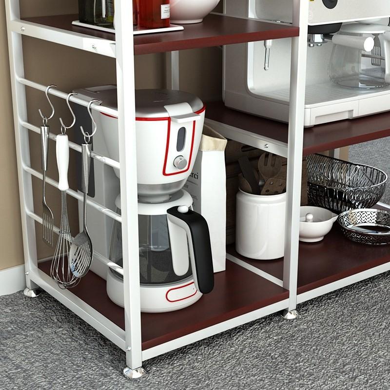 BG Tủ kệ đa năng để đồ trong nhà bếp tiện lợi Mẫu 1721 (D90XR40C12 CM)