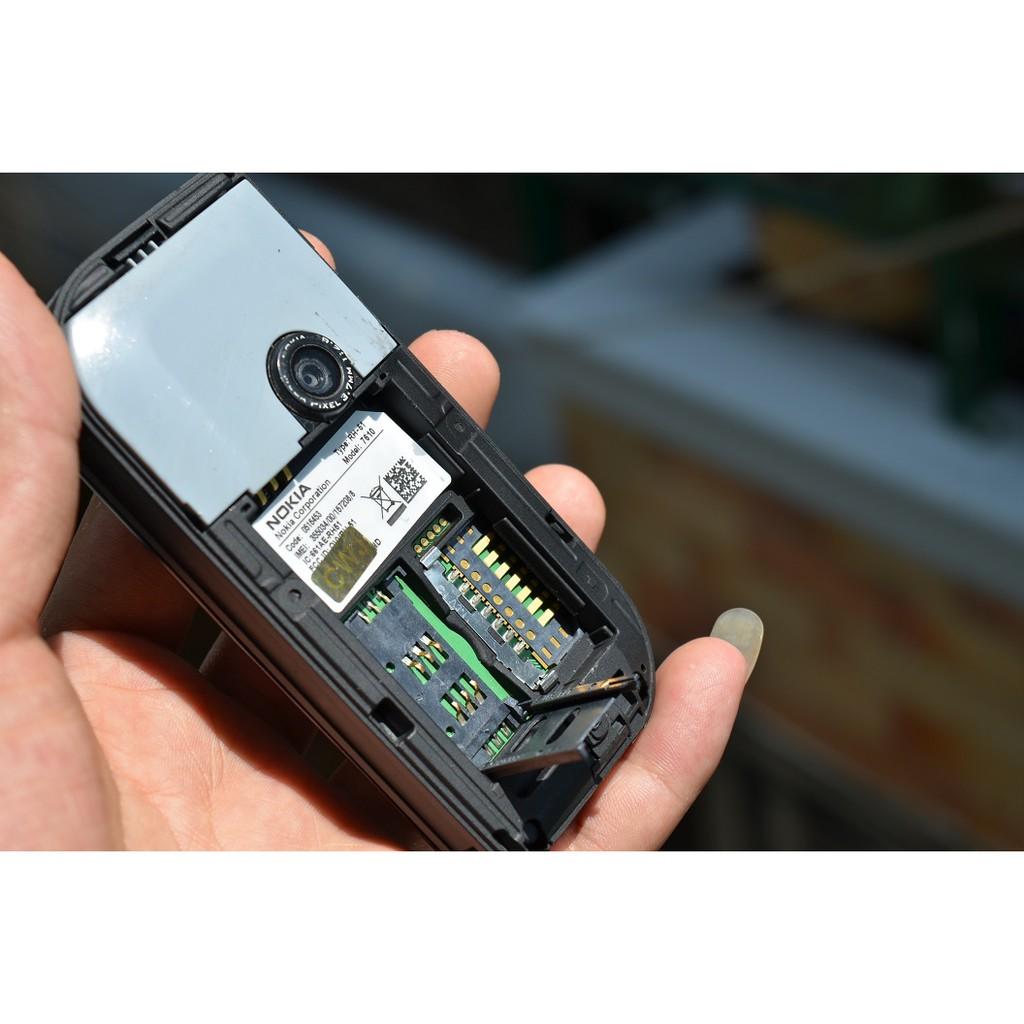 Chính Hãng> Điện Thoại Nokia 7610[ Tặng Thẻ Nhớ]