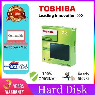 Ổ Cứng Di Động Toshiba 2tb Canvio Usb 3.0 Hdtb310ek3aa