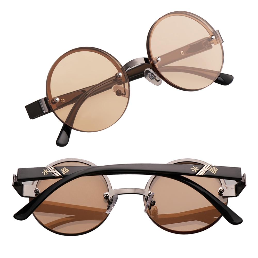 MIHAN1 Men Women Half-frame Eye wear Metal Titanium Alloy +0.00~+4.0 Diopter Reading Glasses