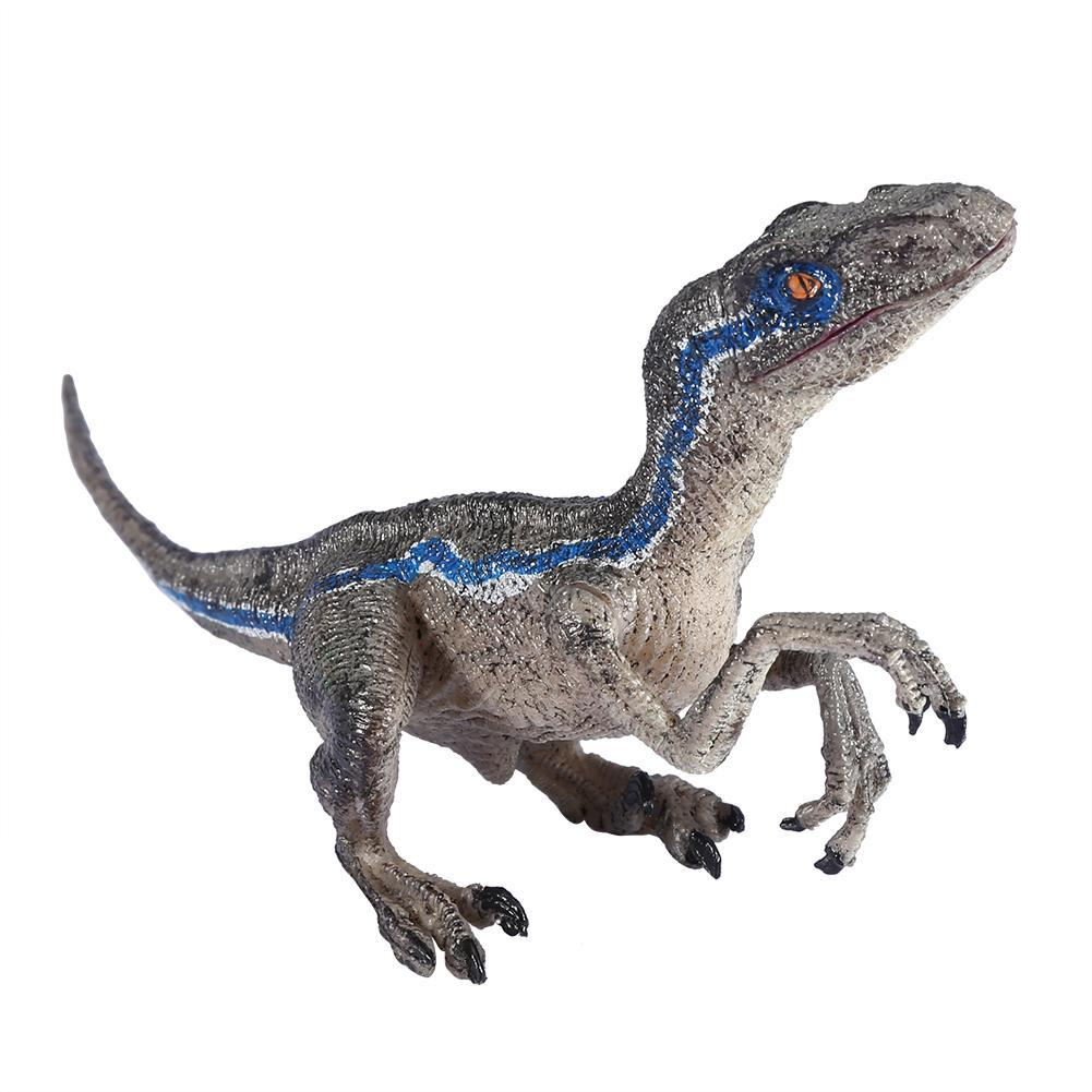 Simulation Velociraptor Model Dinosaur Toy Children Gift