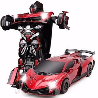 Đồ chơi xe ô tô biến hình thành robot, Xe ô tô Transformer – sgdgcc