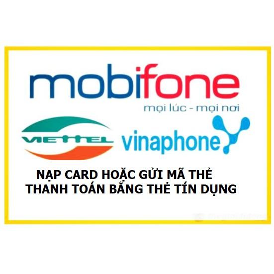 Mã Thẻ / Nạp card điện thoại trực tiếp Mobiphone, Vinaphone, Viettel - 2755074 , 1048319041 , 322_1048319041 , 100000 , Ma-The--Nap-card-dien-thoai-truc-tiep-Mobiphone-Vinaphone-Viettel-322_1048319041 , shopee.vn , Mã Thẻ / Nạp card điện thoại trực tiếp Mobiphone, Vinaphone, Viettel
