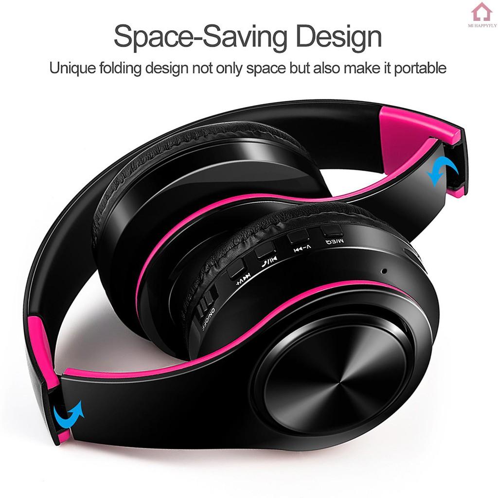 Tai Nghe Bluetooth 4.0 Không Dây 3.5mm Hỗ Trợ Thẻ Tf Cho Iphone 6s 6s Plus  Samsung S6 S5 Note 6 5 giá cạnh tranh