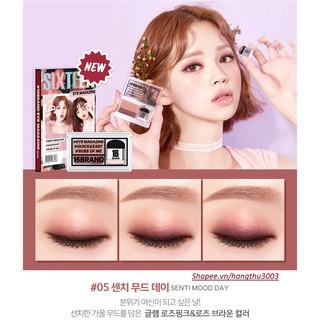 [HOT] Phấn Mắt 2 màu Kèm Cọ Cực Hot 16 Brand Eye Magazine thumbnail