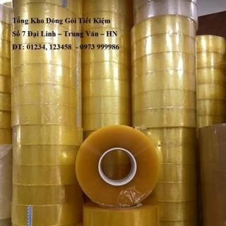 Yêu ThíchBăng dính lõi nhựa siêu mỏng (2,5mm)- giá 45.000đ/cuộn 1kg lõi bé nhất