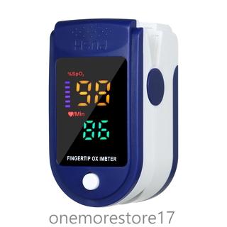 Máy đo nồng độ oxy trong máu, đo nhịp tim cầm tay, nhỏ gọn, cho kết quả nhanh, độ chính xác cao