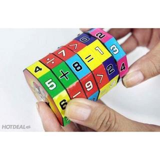 Đồ chơi robic toán học cho bé