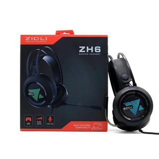 Tai Nghe Gaming Zidli ZH6 Pro 3.5mm