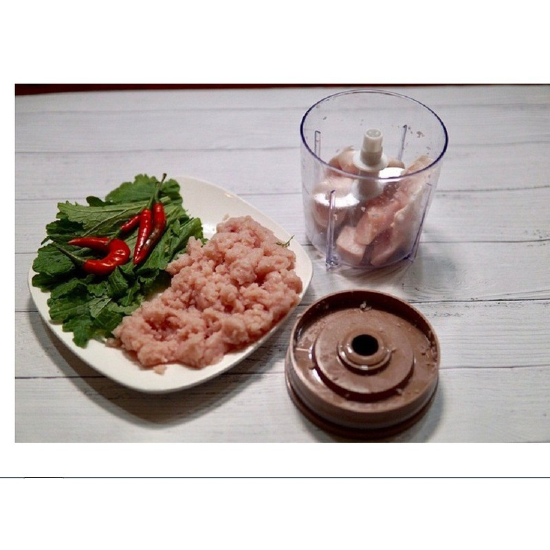 Máy xay sinh tố, xay thịt cầm tay, Máy xay đa năng OSAKA Nhật Bản cao cấp