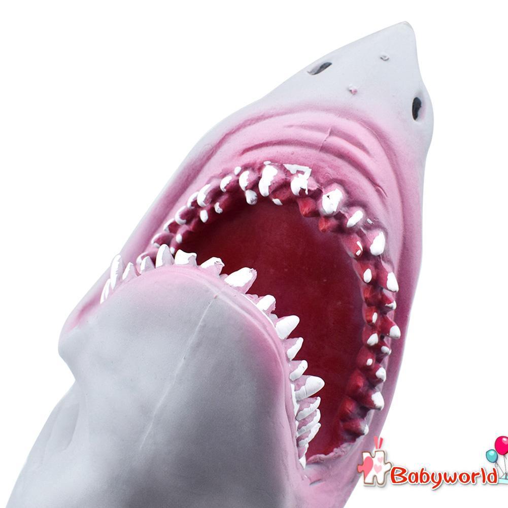 Con Rối Bàn Tay B1 Hình Cá Mập