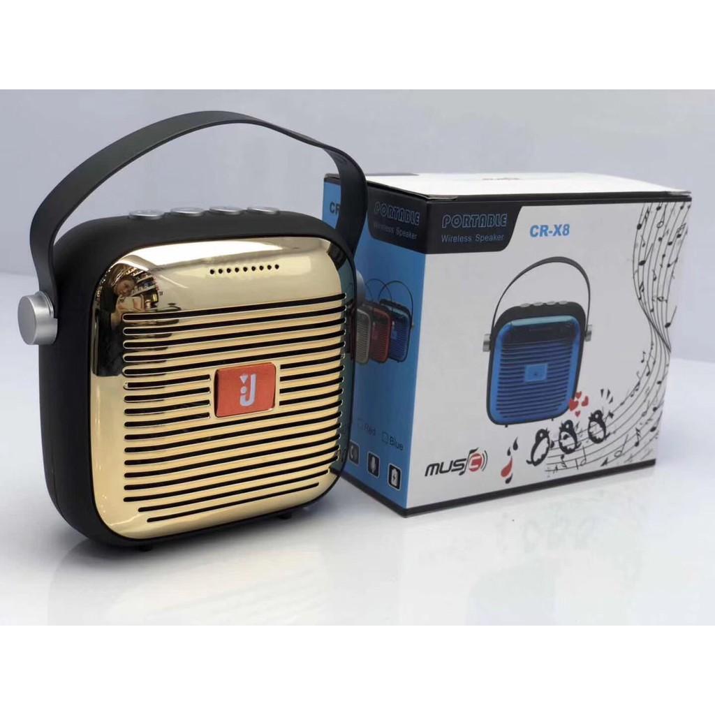 Loa Bluetooth CR-X8 -