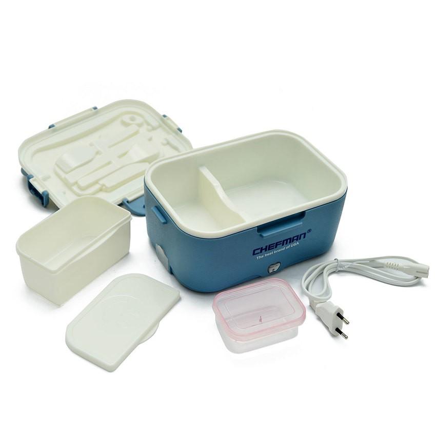 Hộp cơm điện hâm nóng Chefman tặng túi đựng da cao cấp - 2553564 , 570427420 , 322_570427420 , 349000 , Hop-com-dien-ham-nong-Chefman-tang-tui-dung-da-cao-cap-322_570427420 , shopee.vn , Hộp cơm điện hâm nóng Chefman tặng túi đựng da cao cấp