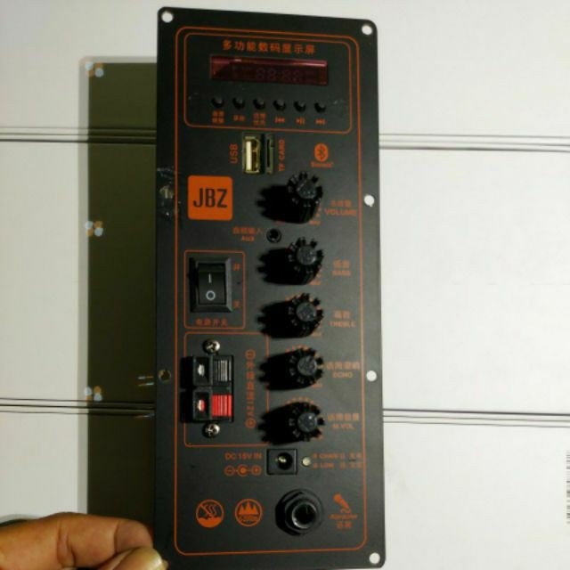 Bo mạch loa keo JBZ 106-107-108-109 + 0806 - 1006 - 1206 hàng chính hãng jbz