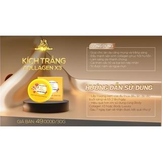 Kích Trắng Collagen X3 thumbnail