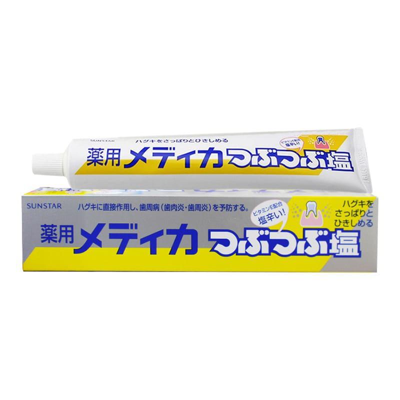 [Date 2023] Kem đánh răng muối sunstar 170g - nhật bản