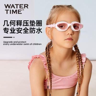Bộ đồ chống thấm nước trẻ em mũ chống sương mù HD bơi lội trang bị kính mắt kính kính...