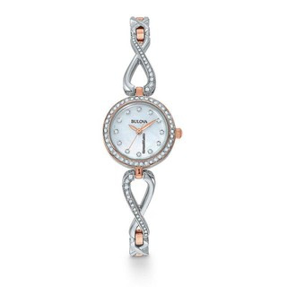 Đồng hồ Nữ Bulova Dây Kim Loại 98X108 thumbnail