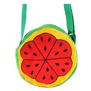 children Fruit watermelon cartoon Single Shoulder Bag Messenger Bag