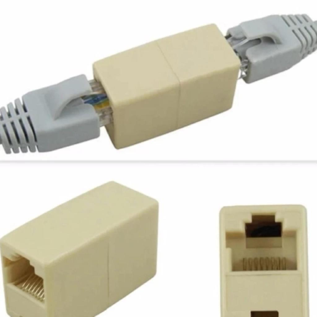 Bộ 4 Đầu nối dây mạng RJ45 ra RJ45 -DC1809 x 4 - 2590119 , 1318458118 , 322_1318458118 , 19500 , Bo-4-Dau-noi-day-mang-RJ45-ra-RJ45-DC1809-x-4-322_1318458118 , shopee.vn , Bộ 4 Đầu nối dây mạng RJ45 ra RJ45 -DC1809 x 4