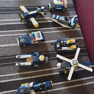 Bộ ghép hình lego combat
