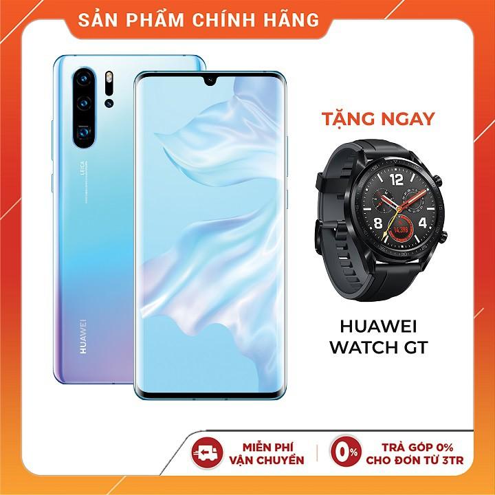 Điện thoại Huawei P30 Pro - 8GB RAM 256GB ROM - Tặng đồng hồ Huawei Watch GT