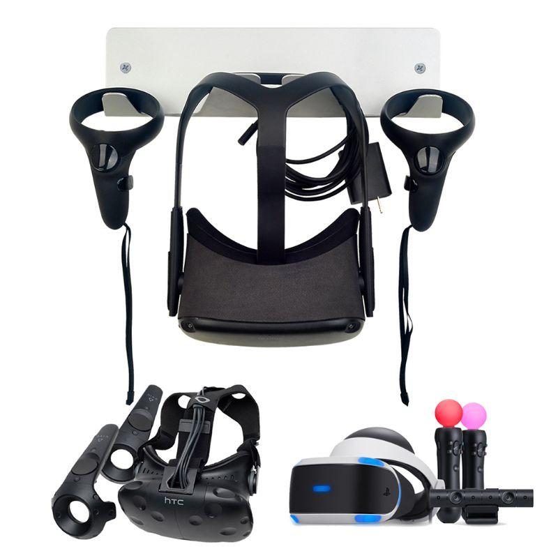 PLAYSTATION 1 Bộ Giá Đỡ Gắn Tường Cho Oculus Rift-S Quaest Htc Vive