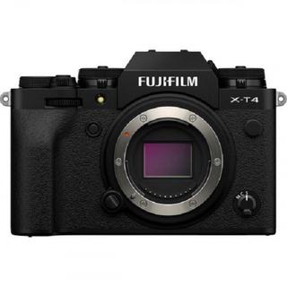 Máy ảnh Fujifilm X-T4 Body Đen – Chính hãng