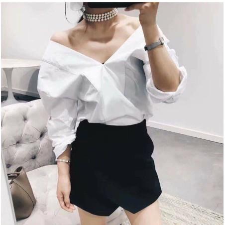 váy vạt chéo bigsize | SaleOff247