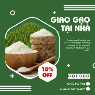 [Gạo Ngon Giá Tốt] Bao Gạo 5kg St25   Gạo Tím Than   Gạo Lài Sữa   Gạo Lứt và Những loại gạo khác