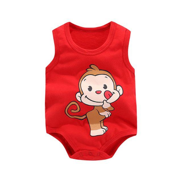 Bodysuit áo liền quần cho trẻ sơ