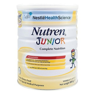 Sữa bột Nestle Nutren Junior 800g _Duchuymilk thumbnail