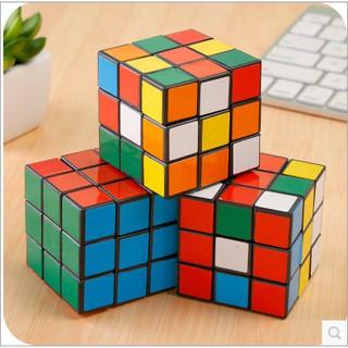 Đồ chơi Rubic màu sắc, Rubic số và chữ cho bé