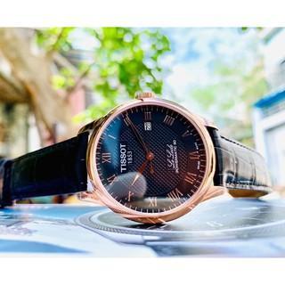 Đồng hồ nam ⌚️TIS.SOT Le Locle Powermatic 80 T006.407.36.053.00 ( T0064073605300) dành cho Nam .