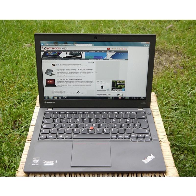 Laptop thinkpad x240 chất mỏng nhẹ 12.5inh hàng zin siêu nét i5 4300u Ram 4gb Ssd 128gb
