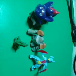 Combo 4 pokemon loại xịn