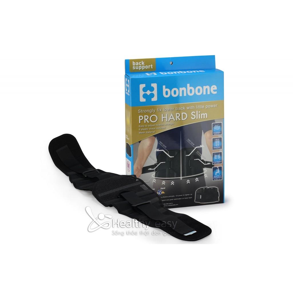 Đai cố định lưng Bonbone Pro Hard Slim