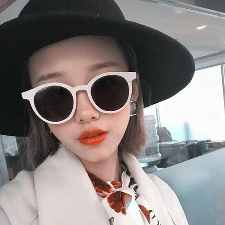 Kính Ulzzang Gọng Tròn Hàn Quốc