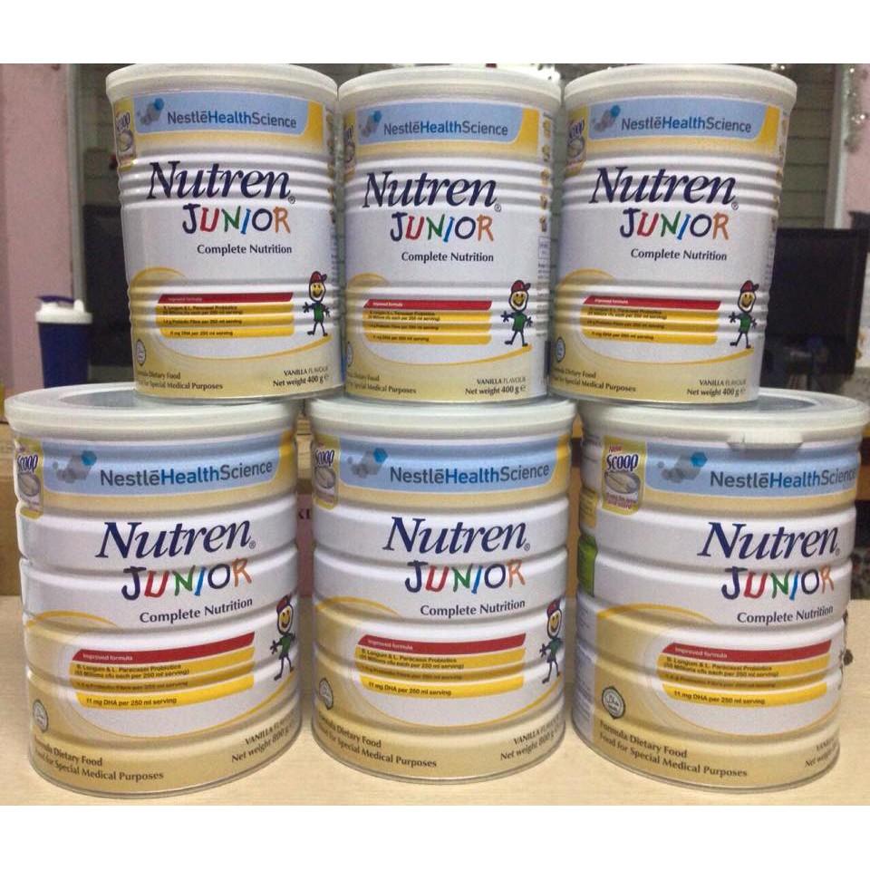 Sữa Nutren Junior Thụy Sỹ - 3461926 , 809172101 , 322_809172101 , 570000 , Sua-Nutren-Junior-Thuy-Sy-322_809172101 , shopee.vn , Sữa Nutren Junior Thụy Sỹ